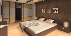 Как обставить маленькую спальню