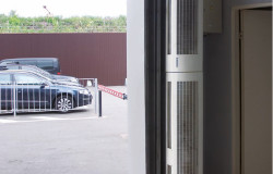 Предназначение и выбор тепловых завес