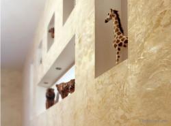 Преимущества декоративной штукатурки для стен