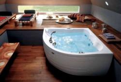 Ванна с гидромассажем – секреты здоровья