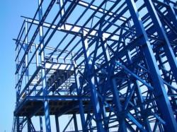 Особенности строительных металлоконструкций