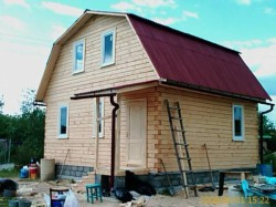 Некоторые премудрости при строительстве деревянных домов