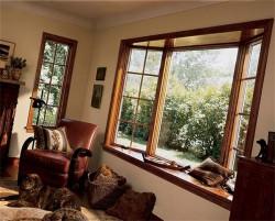 Сильные стороны деревянных окон