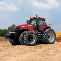 Трактора от Case Corporation