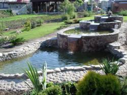 Озеленение и дизайн ландшафта загородного дома