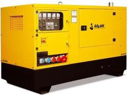 Дизельные генераторы широкого диапазона мощностей