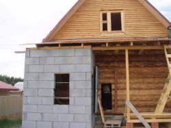 Выбор бруса для строительных работ