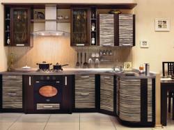 Главные преимущества изготовления кухни на заказ