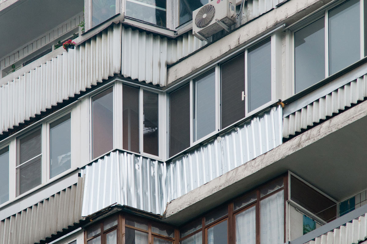 Под остекление балкона в хрущевке и остекление лоджии п 44 с.