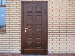 Что необходимо знать о бронированных дверях?