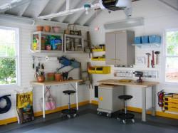 Основные типы гаражного оборудования
