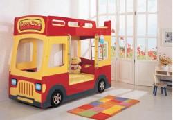 Выбор для комнаты мальчика: кровать-машина