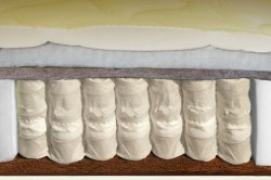 Здоровый сон ребенка на ортопедическом матрасе