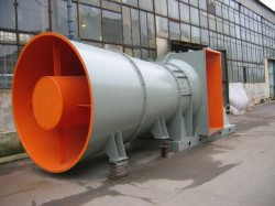 Разновидности промышленных вентиляторов