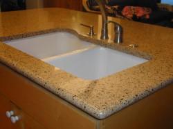 Применение кварцевого камня при облицовке разных поверхностей