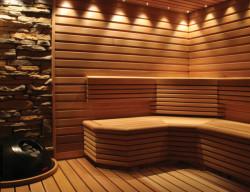 Тонкости оформления бани