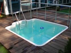Преимущества готовых бассейнов