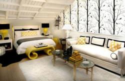 Постельное белье, как элемент декора спальни