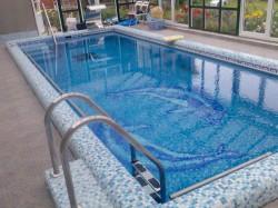 Строим дома бассейн