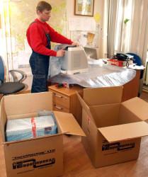 Особенности квартирного переезда
