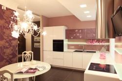 Освещение для кухни – выбираем люстру