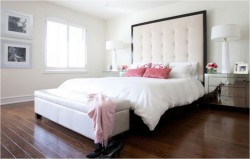 Дизайн спальни: яркие мелочи