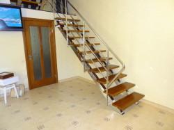 Кованые лестницы в современном мире