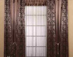 Как научиться шить шторы самому