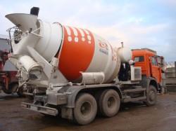 Доставка бетона в кратчайшие сроки