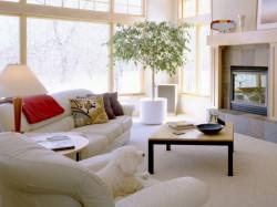 Подушки в интерьере квартир