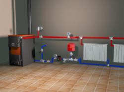 Современные системы воздушного отопления