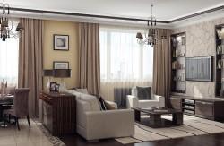 Мебель для гостиной – комфорт и стиль