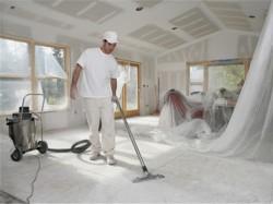 Сложности и особенности уборки помещений после проведения ремонта