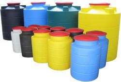 Пластиковые баки для хранения жидкостей – преимущества использования