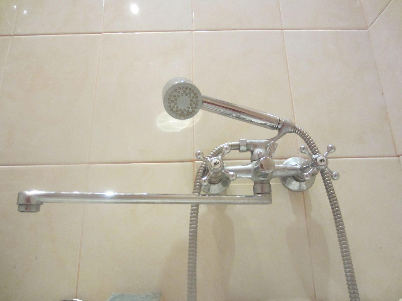 Как сделать смеситель в ванную