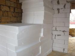 Пенопласт и минеральная вата – тепло и дешево