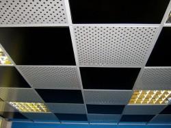 Кассетные подвесные потолки - совершенная функциональная система