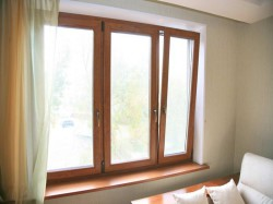 Как выбрать окна из дерева?