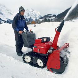 Особенности снегоуборщиков