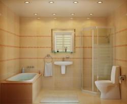 Несколько слов об интерьере ванной комнаты