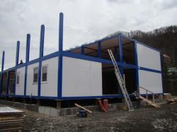 Модульные здания – особенности сборки и монтажа