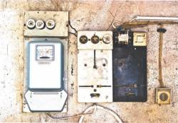 Установка электрической проводки в квартире