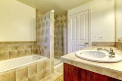 Как выполнить ремонт ванной комнаты