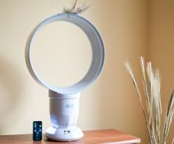 Безлопастной вентилятор: принцип работы и преимущества новинки
