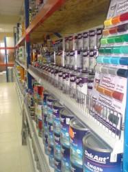 Покупка краски в розницу и оптом