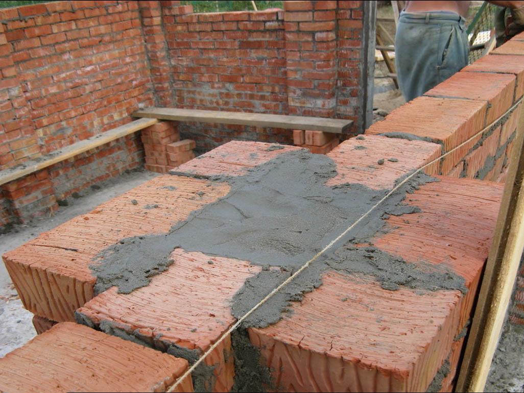 Ограда из кирпича своими руками 24