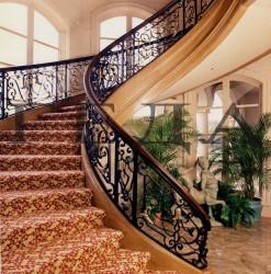 Все о винтовых лестницах