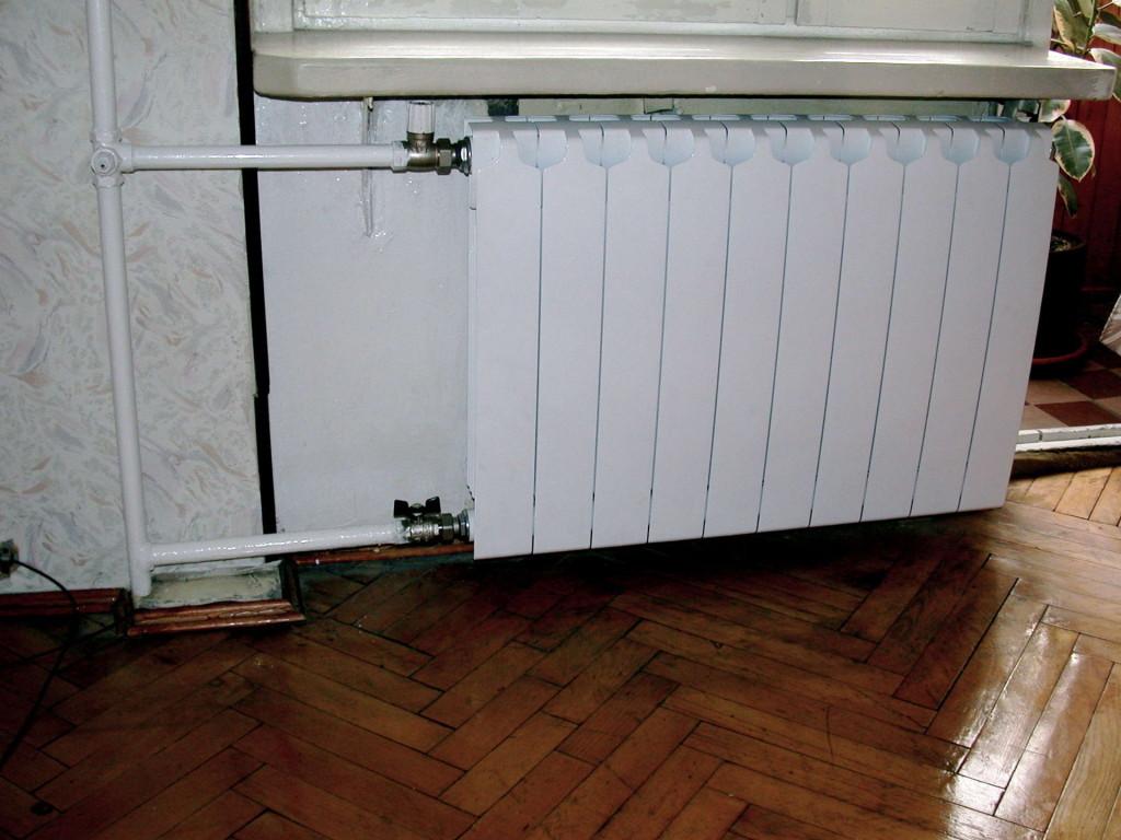 Особенности установки радиатора
