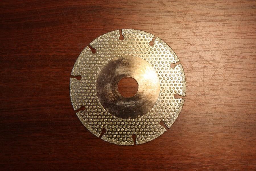 Алмазные коронки с гальваническим покрытием
