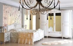 Сегодня клиентам предлагается огромный ассортимент спальни мебель интернет магазин различных стилей и направлений – от классики и минимализма до современного Хай-Тека и замысловатого барокко. При выборе мебели для спальни, предпочтение следует отдавать тому стилю, в котором будет находиться приятно и комфортно. Главное преимущество современной мебели для спальни — это применение полностью экологически чистых материалов и высококачественная обработка. В изготовлении широко применяется натуральное дерево ценных пород: •дуба; •сосны; •ольхи; •ясеня. Использование красок, лаков и фурнитуры известных мировых производителей, и великолепное качество сборки создают: •долговечность; •функциональность; •надежность. Современные спальни, производимые на отечественных предприятиях, являются прекрасной альтернативой мебели импортного производства и выделяются хорошим соотношением качества и цены. Нынешние интернет-магазин предлагают для потребителей довольно большой выбор моделей самых лучших серий, которые отвечают каждому, даже самому требовательному вкусу и по довольно привлекательной стоимости. Спальня – как правило, это место отдыха, где каждый из нас проводит очень большую часть своей жизни. Как раз поэтому, к ее выбору отнестись необходимо с большой внимательностью, так как от уюта и комфорта полностью зависит наше: •здоровье; •настроение; •самочувствие. В свою очередь кровать является главной функциональной деталью спальной комнаты. Первым делом, необходимо определиться с ее габаритами, которые при этом должны полностью соответствовать росту будущих хозяев. После этого приходит очередь стиля и формы. Бесспорно, стиль диктуется общей направленностью в интерьере. И, тем не менее, нынешние тенденции моды, дают возможность прекрасно сочетать викторианскую антикварную кровать с имеющимся во всей спальни минимализмом. Вариант выбранной модели полностью зависит только от желания клиента. Подбирая матрац, необходимо учитывать комплекцию ее обладателя. Одному подойдет пожестче - п